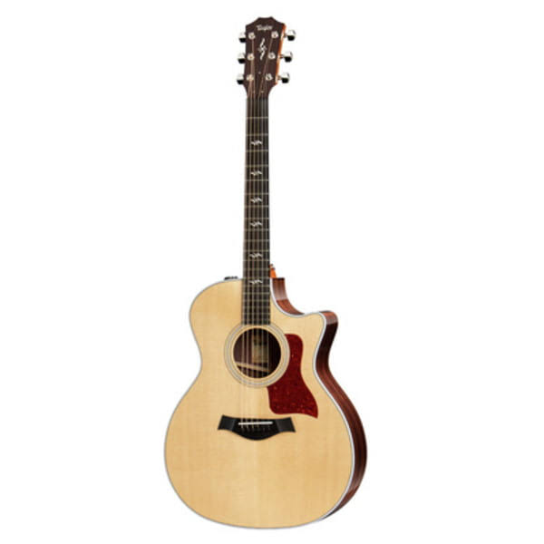 Taylor 414ce-r V Class Grand Auditorium Acoustic Electric Guitar - With Case