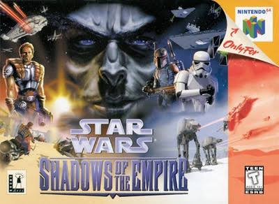 Star Wars: Shadows of the Empire - Nintendo 64