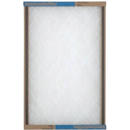 "American Air Filter Disposable Panel - 16"" x 25"" x 1"""