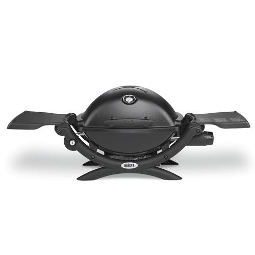 Weber Liquid Propane Tabletop Barbecue Grill - Black