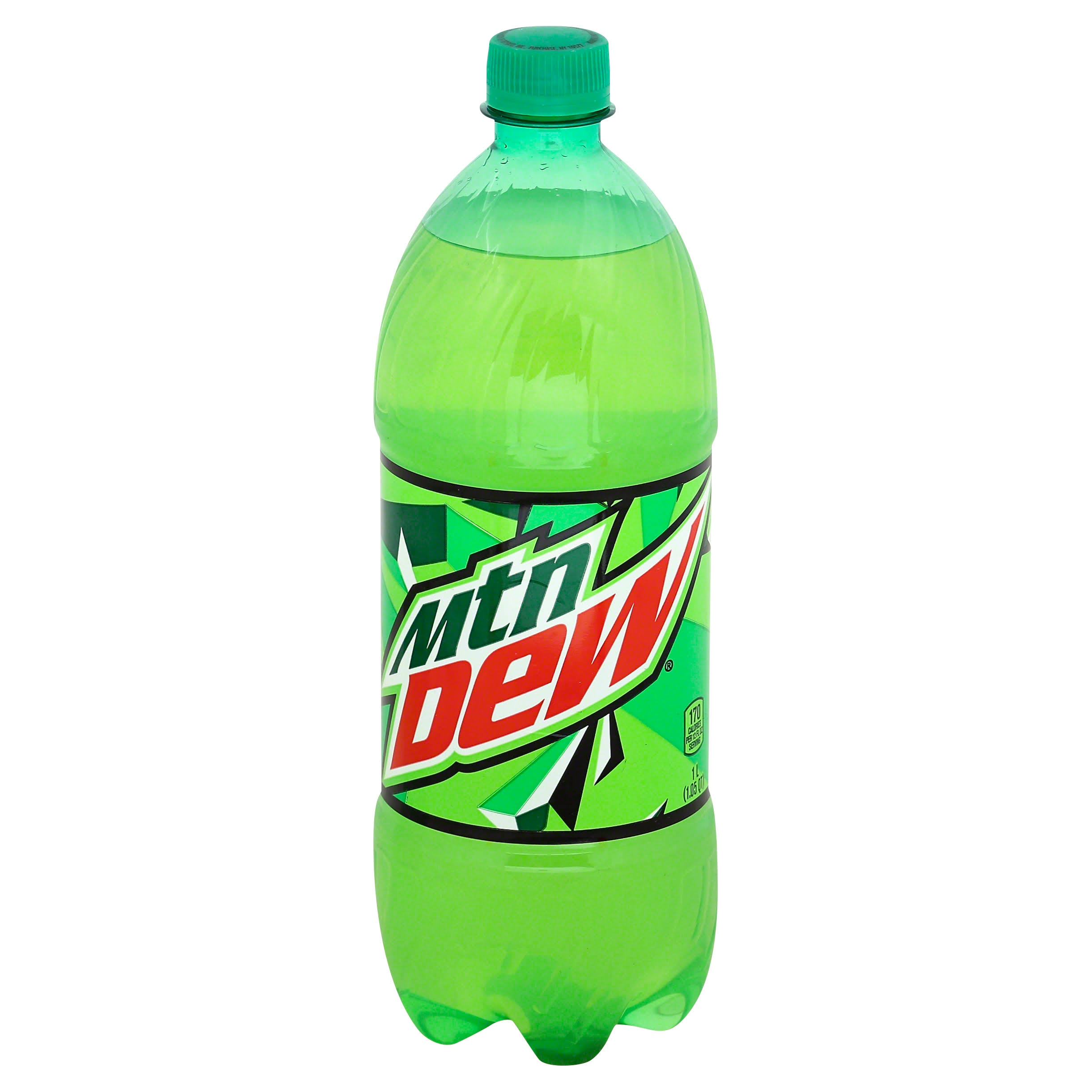 Mountain Dew Soda - 1L