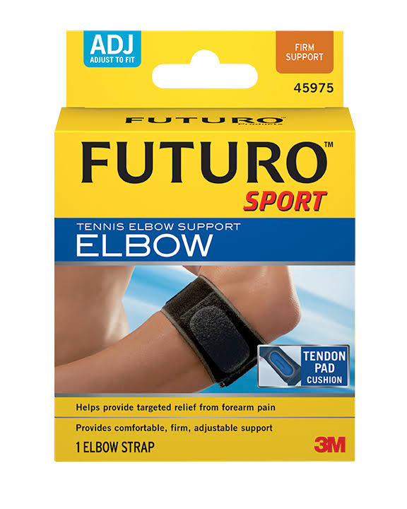 Futuro Sport Tennis Adjustable Elbow Support