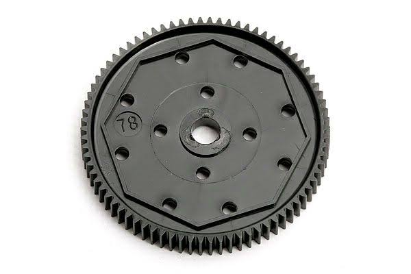 Team Associated 9652 Spur Gear - 78t, 48p