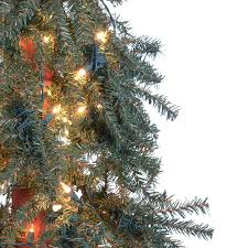 Lifelike Artificial Christmas Trees Canada by Pre Lit Artificial Christmas Trees Under 100 Best Pre Lit