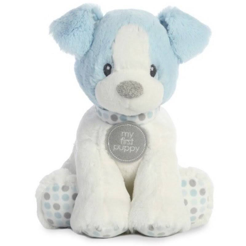 Aurora Plush My First Puppy - Blue
