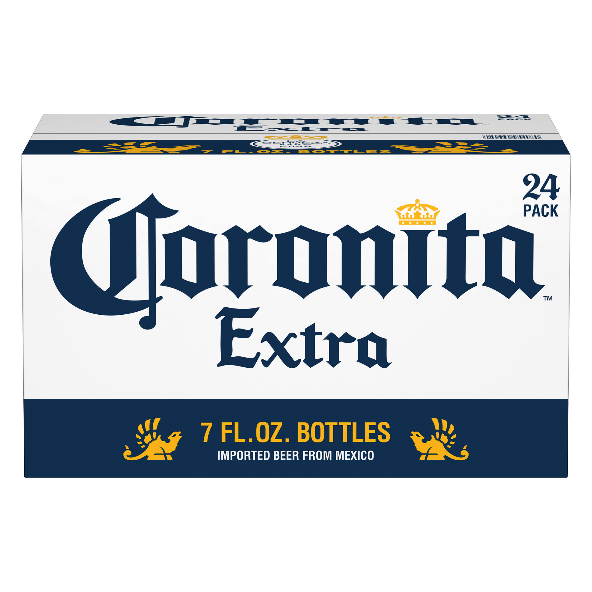 Corona Coronita - 7 oz, 24 Pack