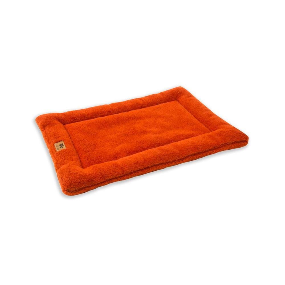 West Paw Montana Nap Bed - Large, Pumpkin