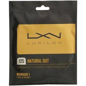 Luxilon Natural Gut 1.30 String