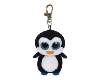 Ty Beanie Boos - Waddles the Penguin Clip