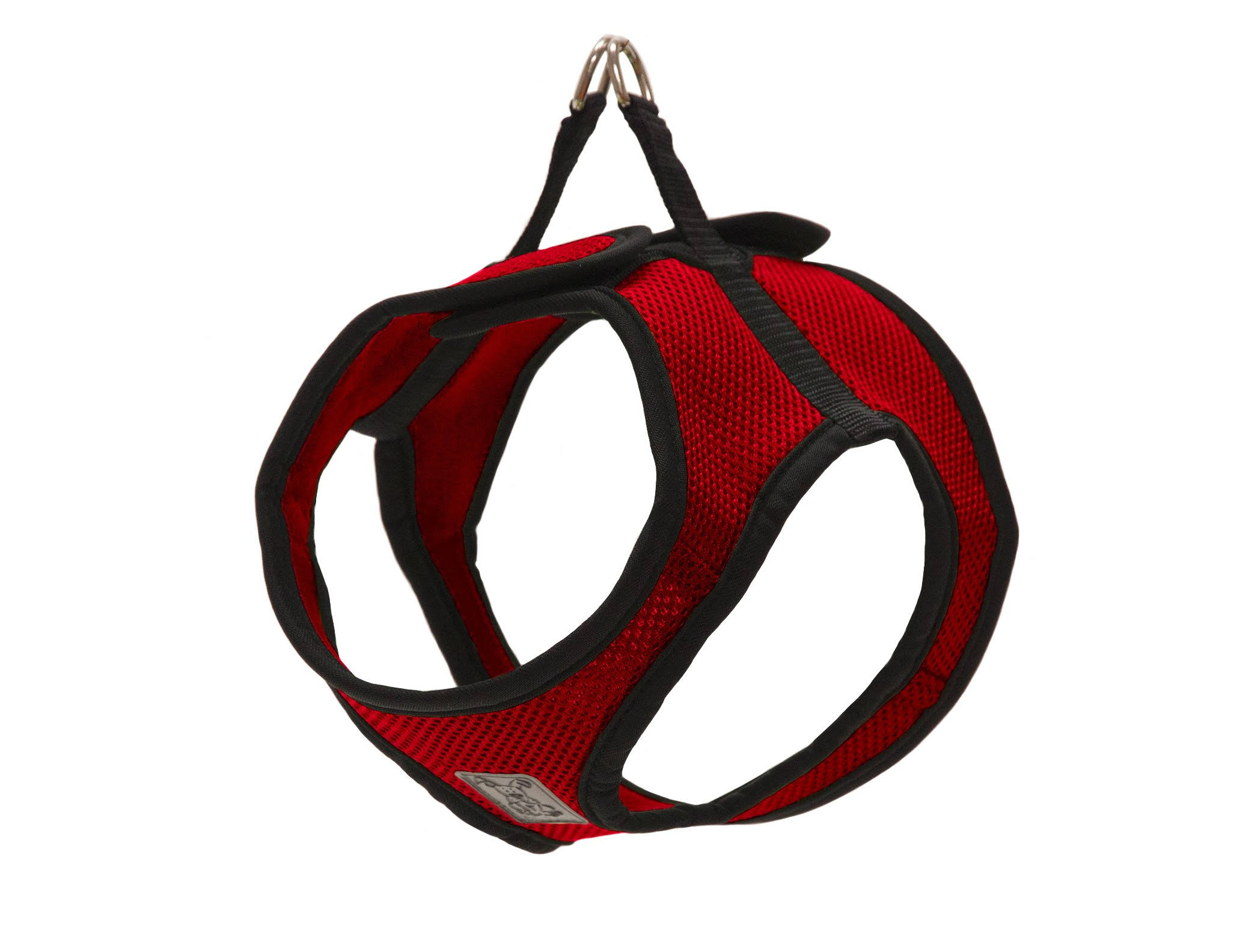 Rc Pet Products Step In Cirque Walking Dog Harness - Xx-Large, Red