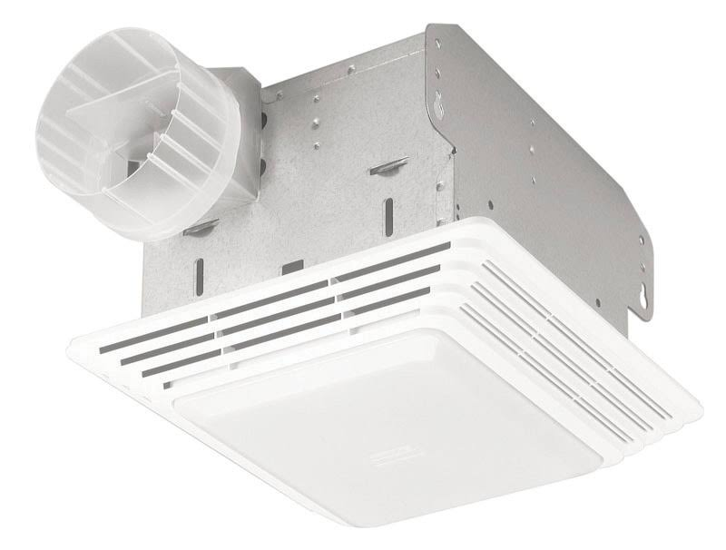 Broan 678 Ventilation Fan and Light Combination