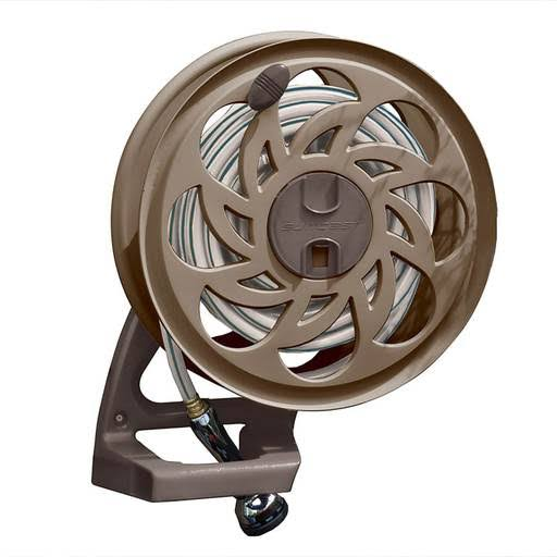 Suncast Corporation Wallmount Hose Reel, 125'