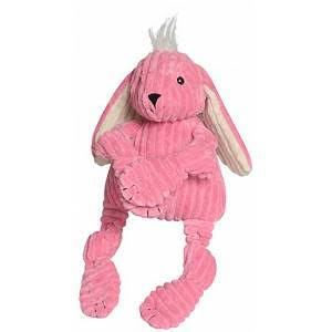 Allure Pet Hugglehounds Knotties Bunny Dog Toy - Large