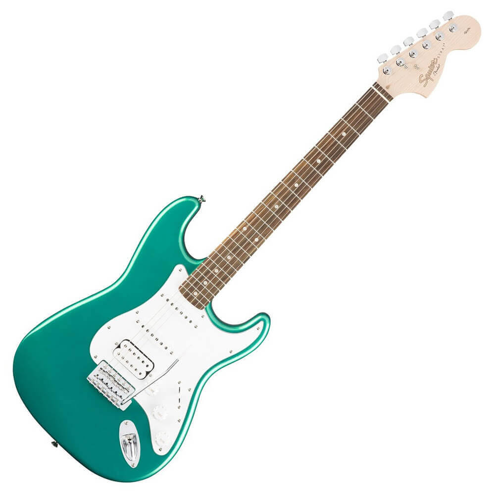 Squier Affinity Stratocaster HSS, Laurel, Race Green