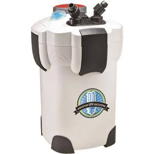 Aquatop 4-Stage Canister Filter - with UV, 9W