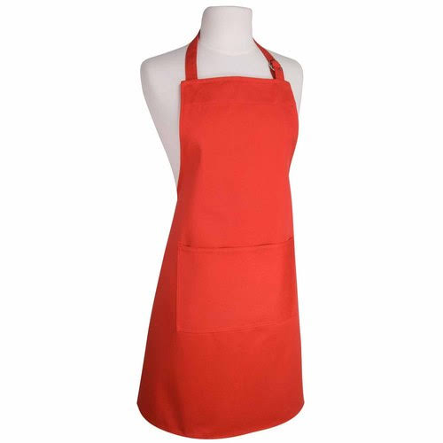 Now Designs Colour Centre Adult Apron - Red