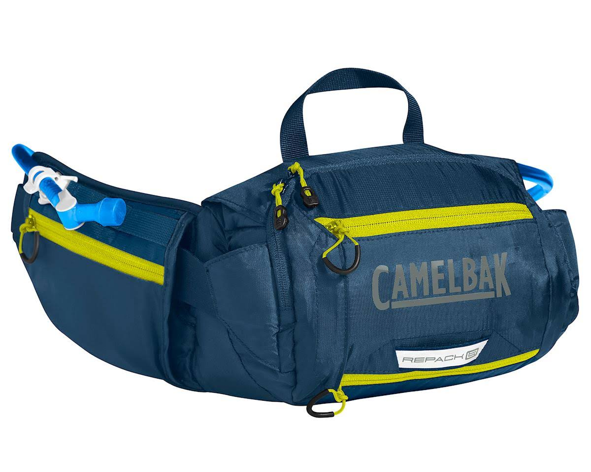 CamelBak Repack LR4 - Navy/Yellow