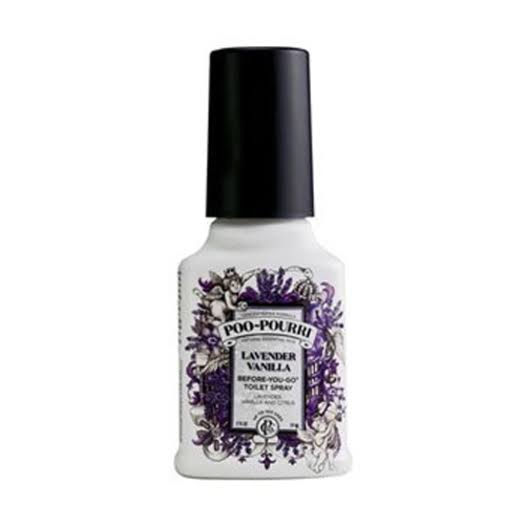 Poo-Pourri Lavender Vanilla Toilet Spray - 59ml