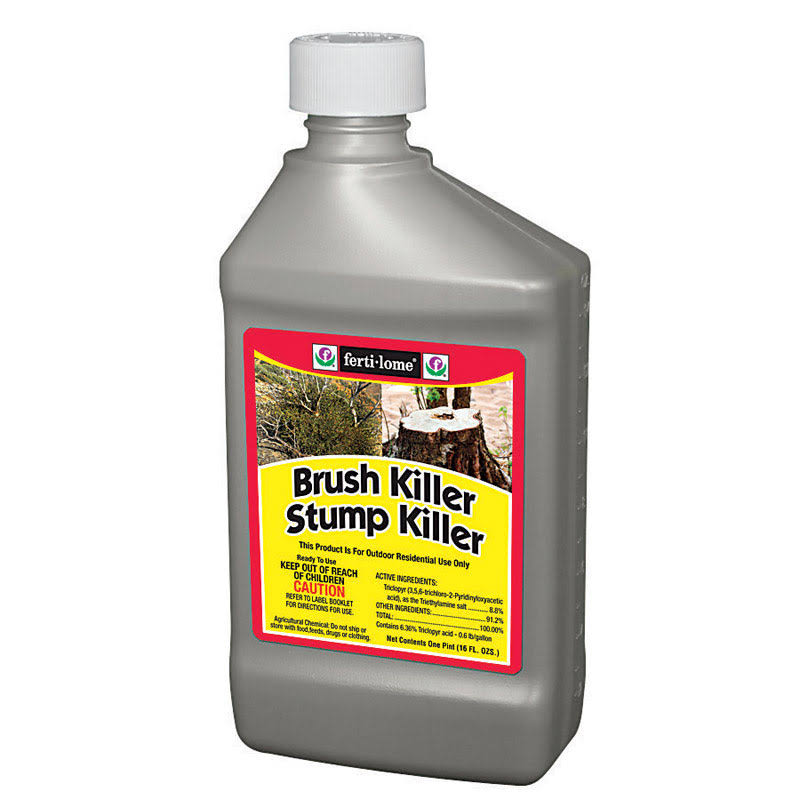 Voluntary Purchasing Group Hi-Yield 11484 Brush Killer Stump Killer - 16oz