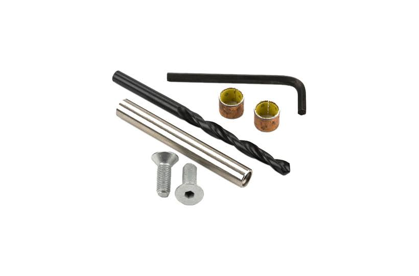 Brompton Rear Hinge Bush & Spindle Kit