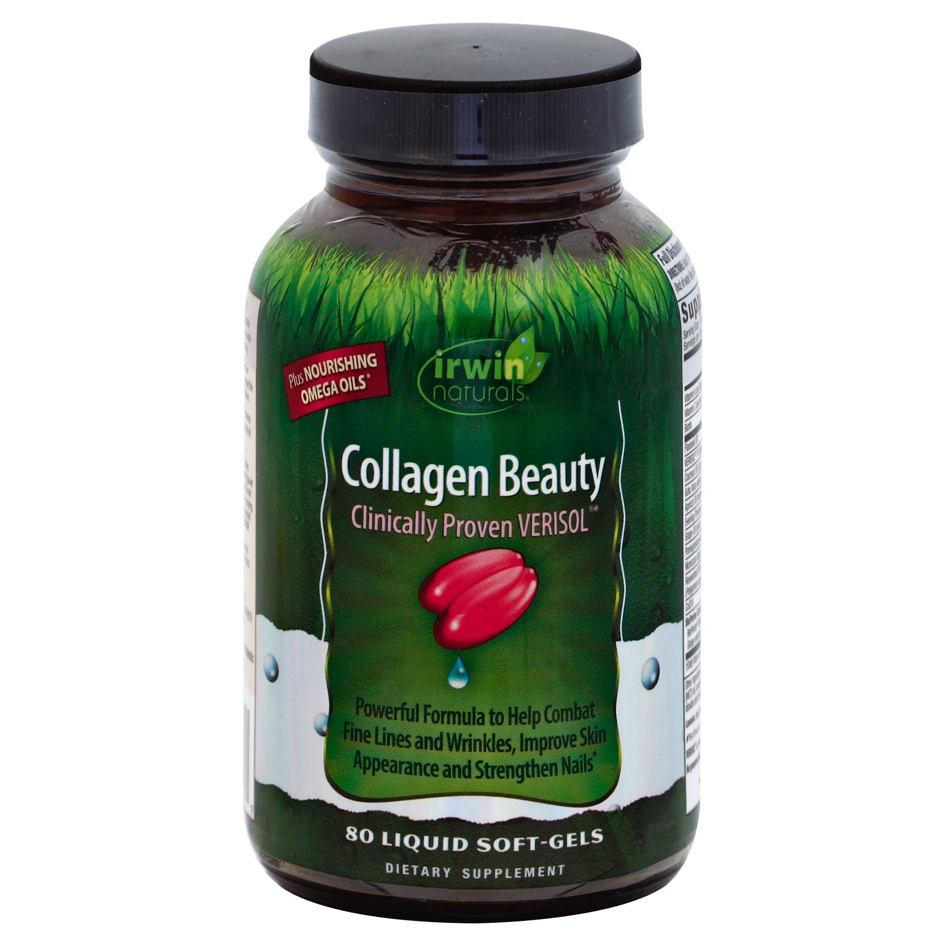Collagen Beauty Clinically Proven Verisol Dietary Supplement - 80ct