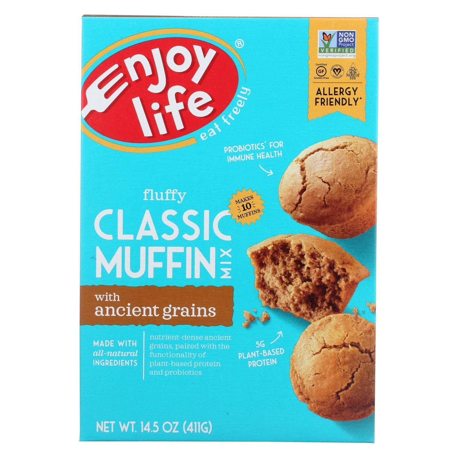 Enjoy Life Muffin Mix - with Ancient Grains, 14.5oz