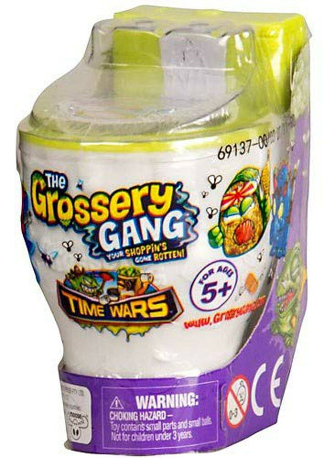 The Grossery Gang Series 5 Time Wars Mystery Pack