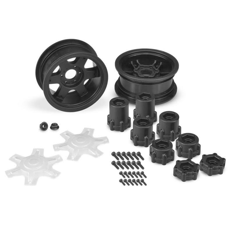"JConcepts 3379B Dragon - 2.6"" Mega Truck Wheel"