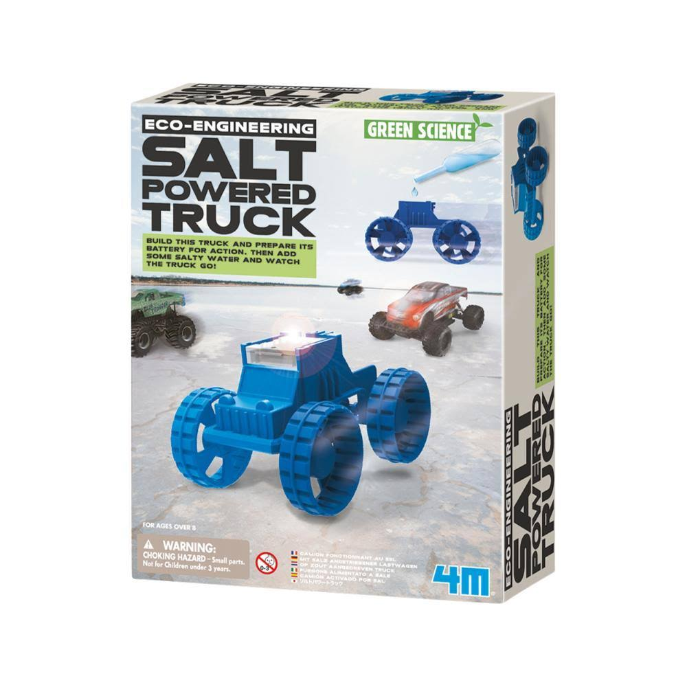 Green Science Salt Powered Truck