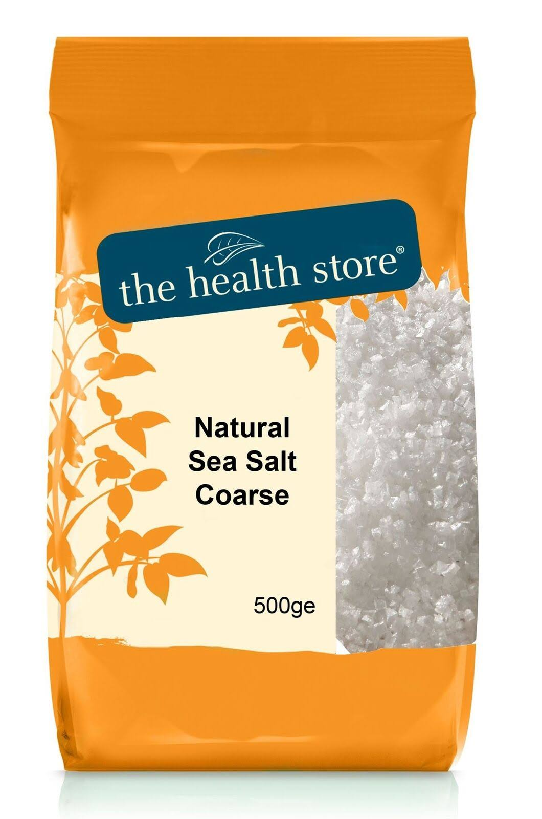 Ths Sea Salt - Natural Sea Salt Coarse 500ge