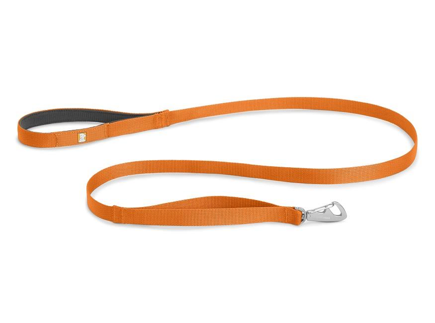 Ruffwear Front Range Dog Walking Lead - Orange Poppy