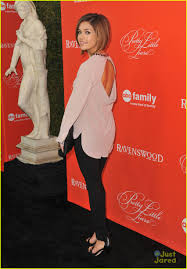 Pll Halloween Special by Nicole Anderson U0026 Ashley Benson Pll Halloween Screening Photo