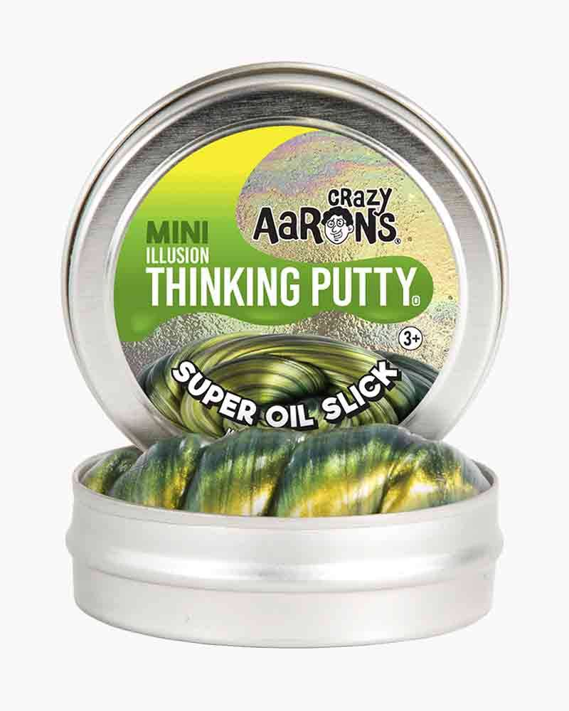 Crazy Aaron's Illusion Thinking Putty - Super Oil Slick