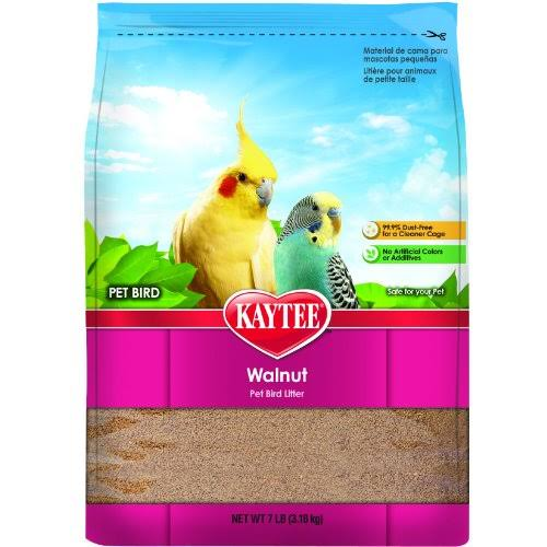 Kaytee Walnut Bedding - 7lb