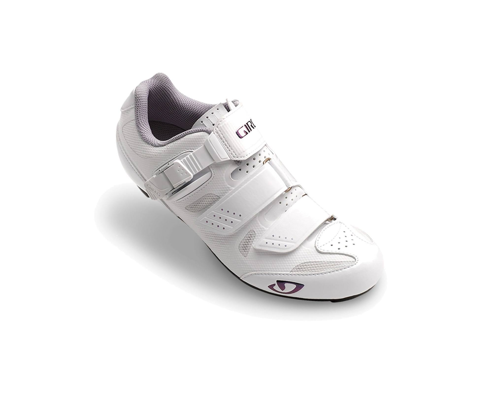 Giro Women's Solara II Cycling Shoes (White, 41)