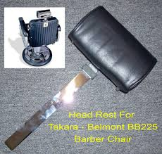 Belmont Barber Chairs Uk by Takara Belmont Bb 225 Elegance Barber Chair Headrest Brand New