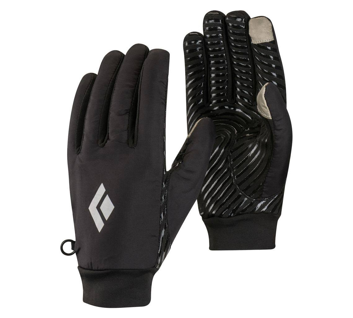 Black Diamond Mont Blanc Gloves size XS Black