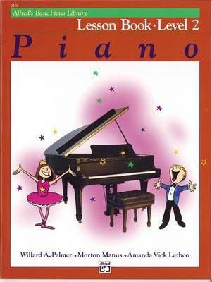 Alfred's Basic Piano Library Lesson Book; Book 2 - Alfred Publishing
