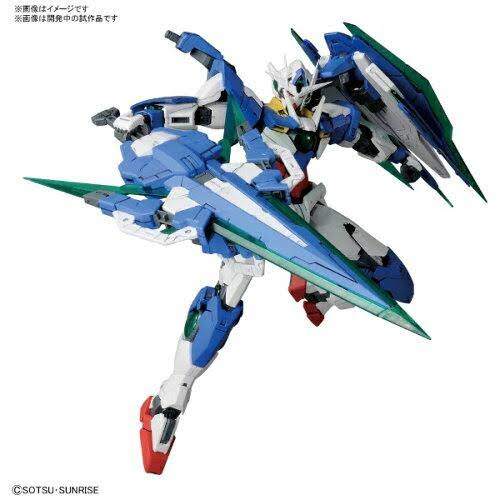 Bandai MG Mobile Suit Gundam 00V Full Saber Action Figure