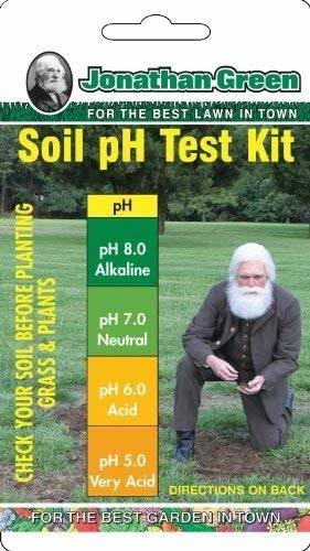Jonathan Green Soil pH Test Kit