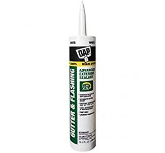 Dap White Polymer Sealant 10.1 oz.