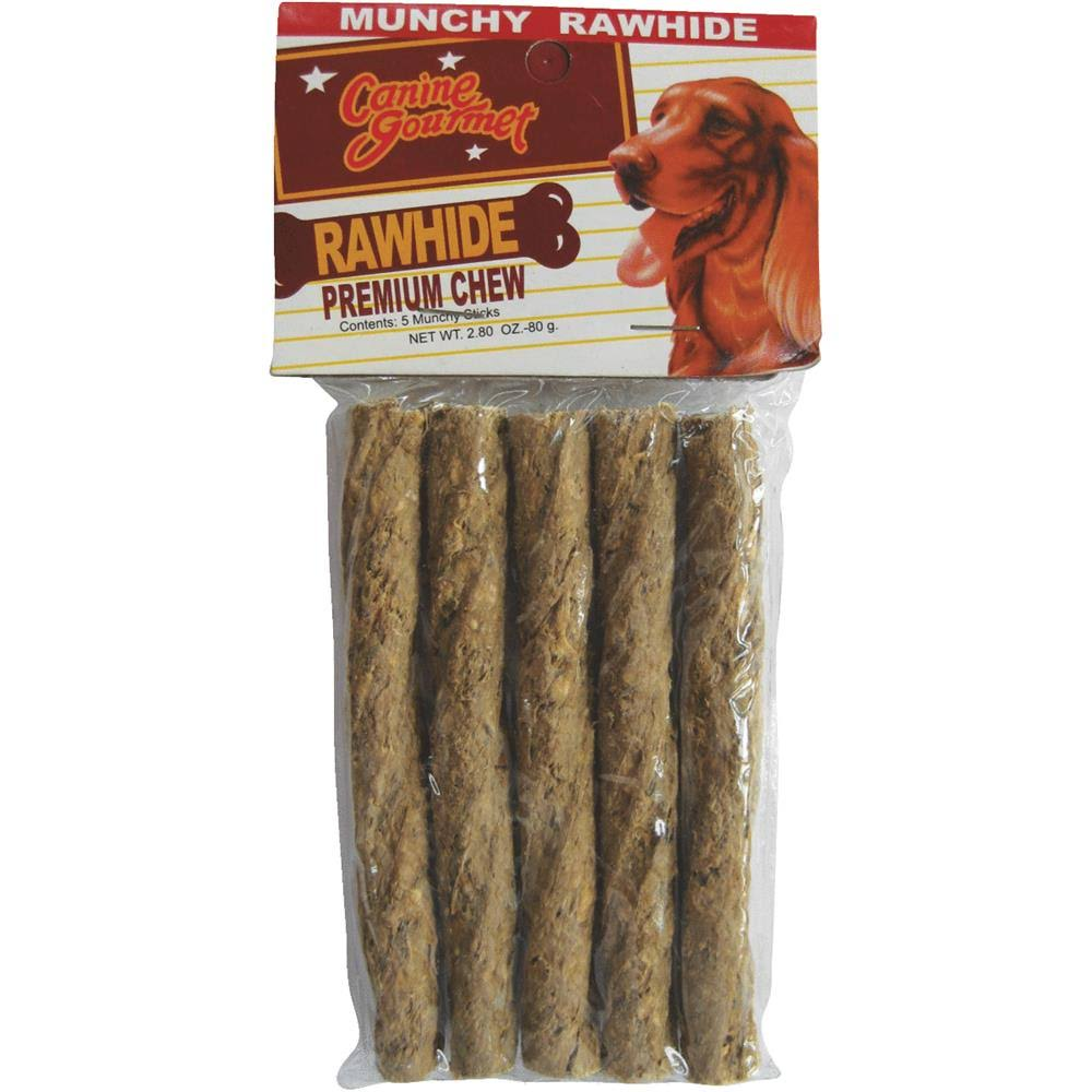 Westminster Pet 03175 Munchy Dog RAWHIDE Chew