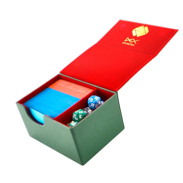 Dex Creation Deckbox - Medium Green