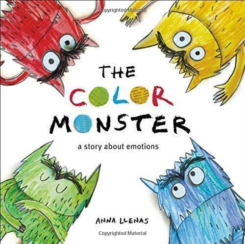 The Color Monster: A Story About Emotions [Book]