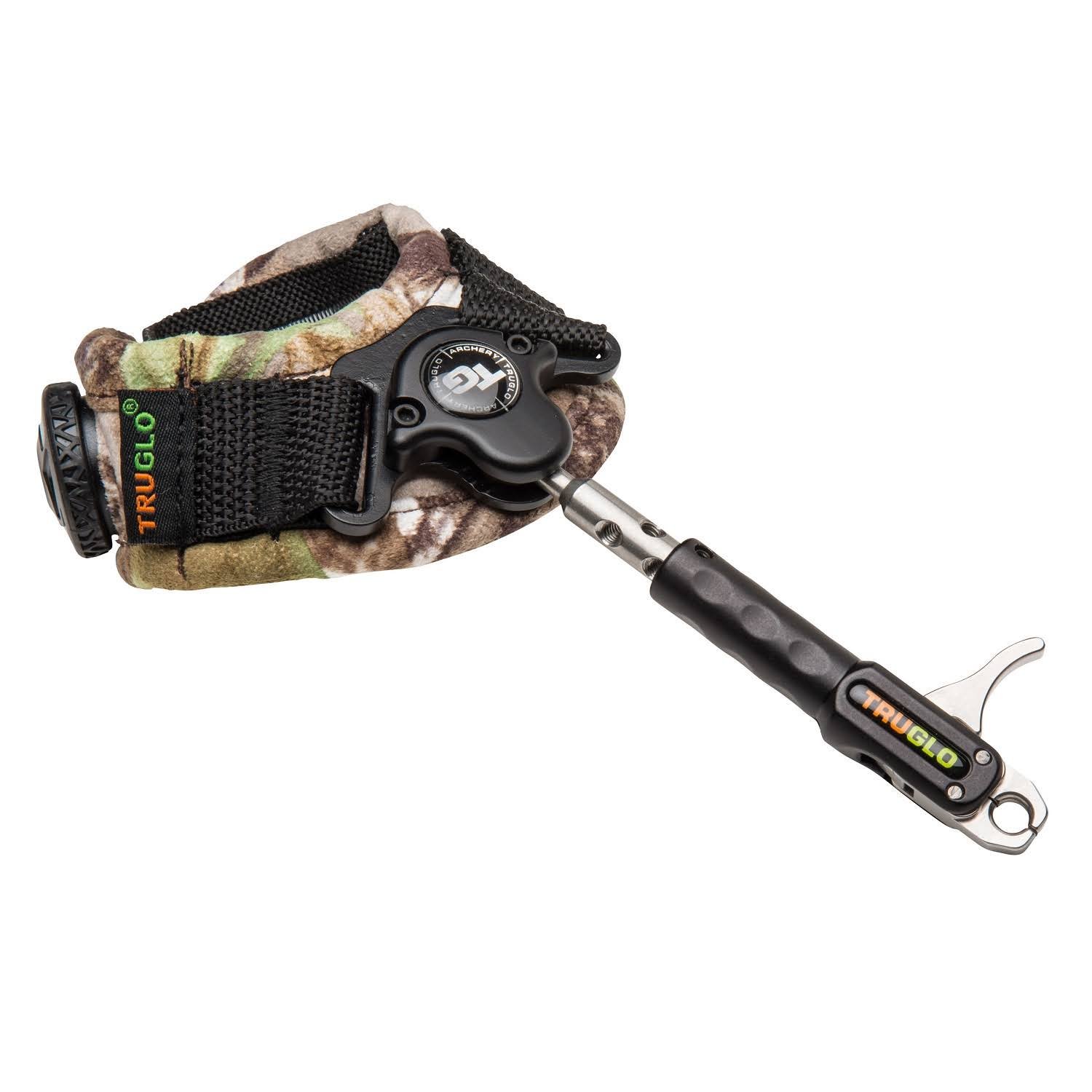 TruGlo Nitrus Archery Release with BOA Closure System - Camo