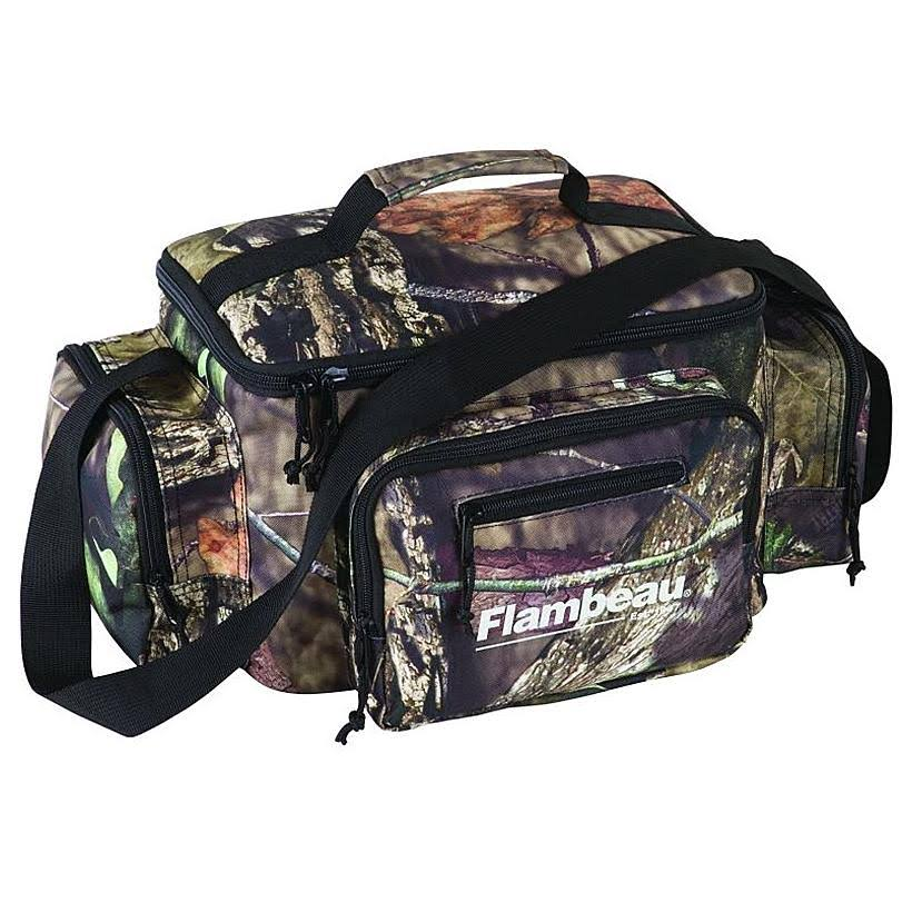 Flambeau G400 Fishing Tackle Bag - Mossy Oak