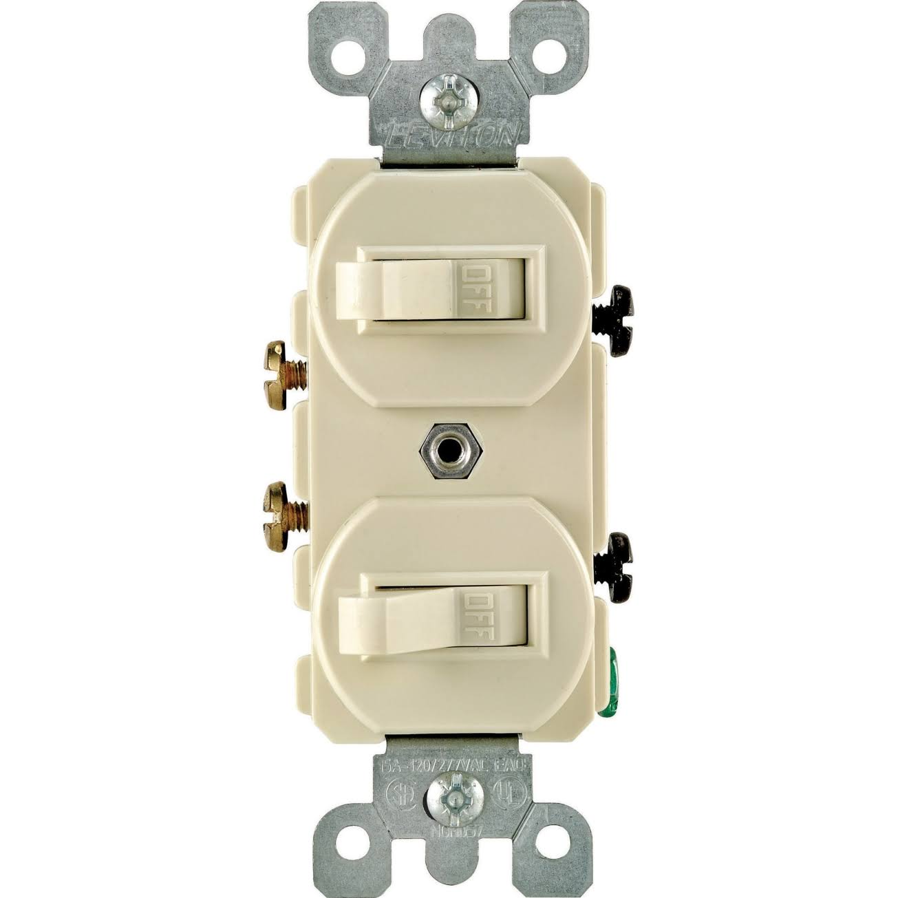 Leviton Toggle Switch - 15A