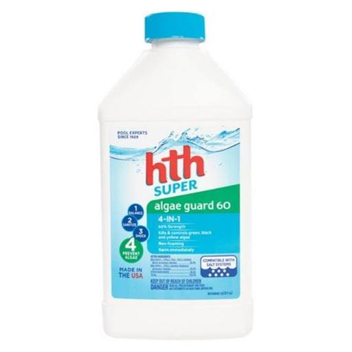 Hth Super Algae Guard - 32 Oz