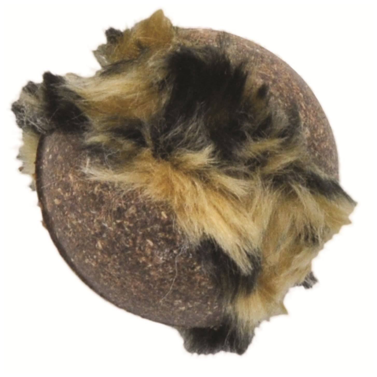 Bergan Turbo Compressed Catnip Ball Cat Toy
