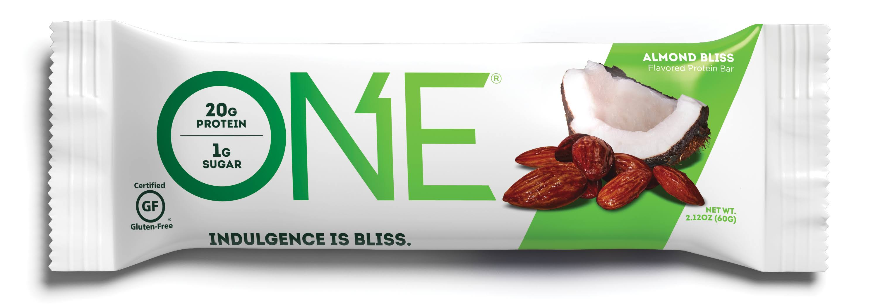 Oh Yeah Protein Bar - Almond Bliss, 12 Bars